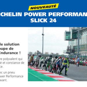 Un nouveau pneu Michelin pour l'endurance en 2019 !