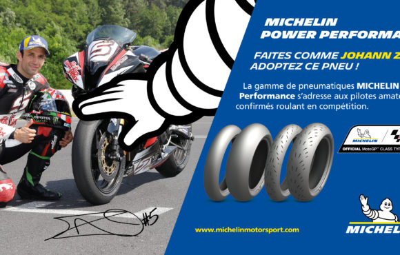En 2019, roulez avec le Michelin Power Performance !